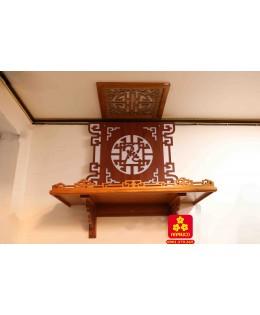 Bàn thờ đẹp gỗ Gõ đỏ