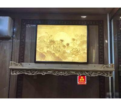 Bàn thờ treo tường gổ sồi(M-MT1S.127.48.002)