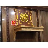 Bàn thờ treo tường gổ sồi(M-MT1S.81.42.001)