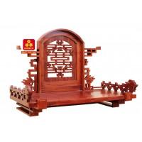Bàn thờ treo tường cao cấp gỗ Hương 88