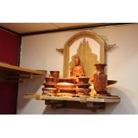 Bàn thơ Phật kiểu hiện đại 68