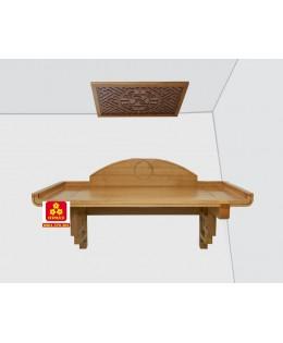 Bộ bàn thờ chung cư