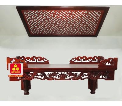 Bộ bàn thờ treo tường cao cấp