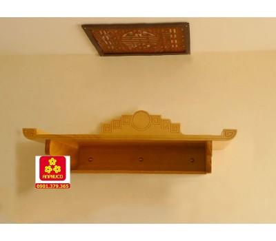 Bộ bàn thờ treo tường đẹp