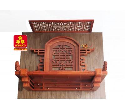 Bộ bàn thờ treo tường chữ Thọ