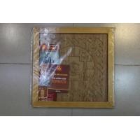 Tấm chống ngói hương chữ Lộc màu vàng