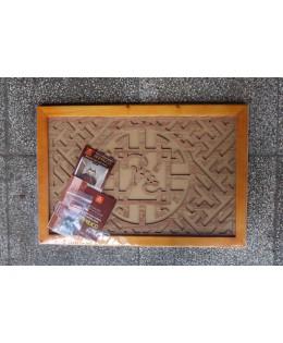 Tấm chống ám khói hương bàn thờ chữ Phúc